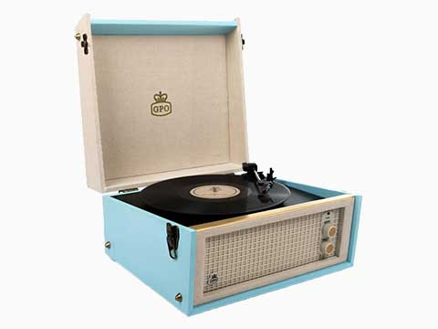 GPO Bermuda Record Player