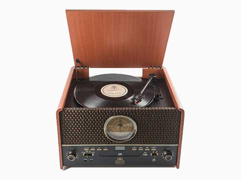 GPO Chesterton Record Player