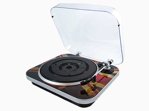 GPO Jam Record Player