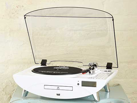 GPO Jive Record Player
