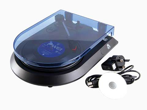 ProTelX USB Record Player