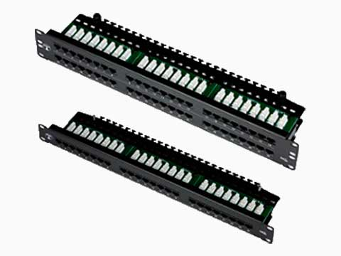 TUK 5e Patch Panel