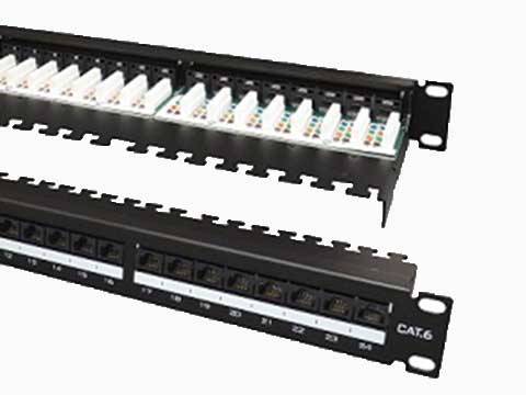 TUK 6 Patch Panel