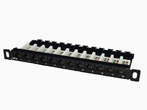 TUK MiniMedia Patch Panel